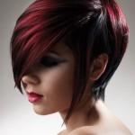 Krótkie fryzury sylwestrowe