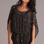 Modne tuniki sylwestrowe alternatywą dla sukienki lub bluzki