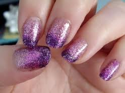 Hitowy manicure ombre
